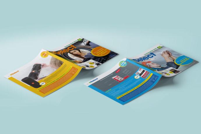 Magazines, brochures en leaflets: wij geven ze vorm (deel 2)
