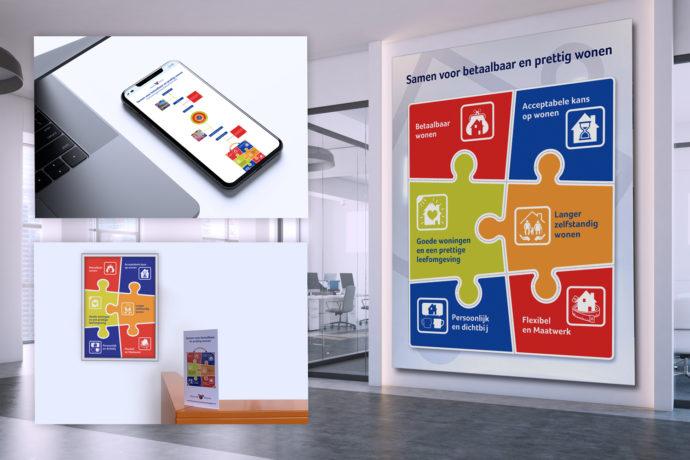 Arxx geeft gezicht aan ondernemingsplan KleurrijkWonen